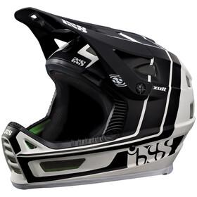 IXS Xult Casco Fullface, white/black